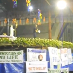 frank padilla pro life vigil speech