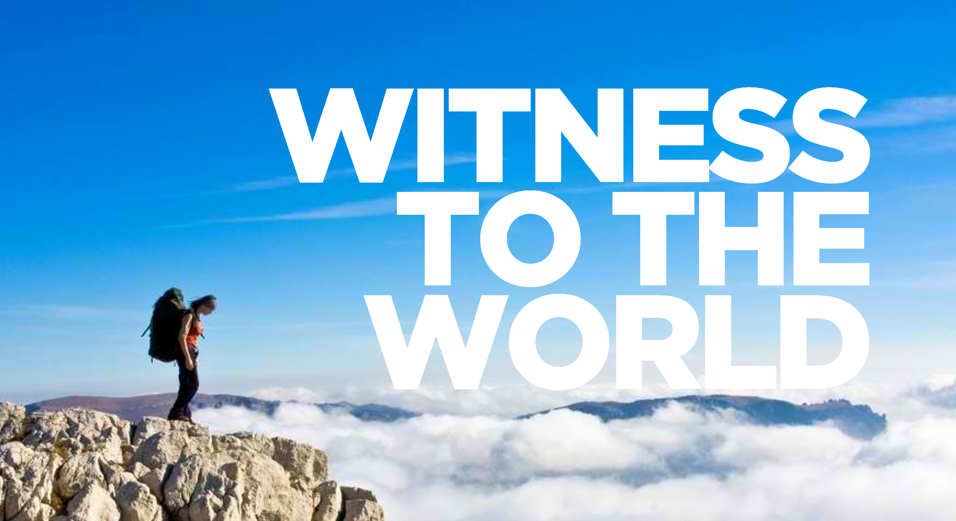 Witness to the World